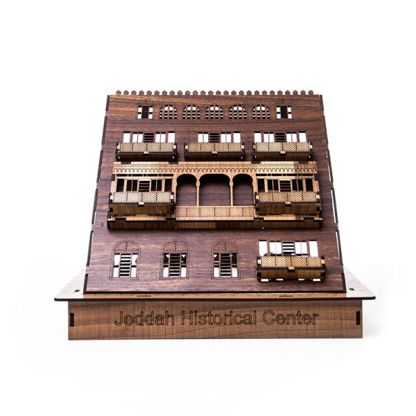 3d Historical Wooden Shape