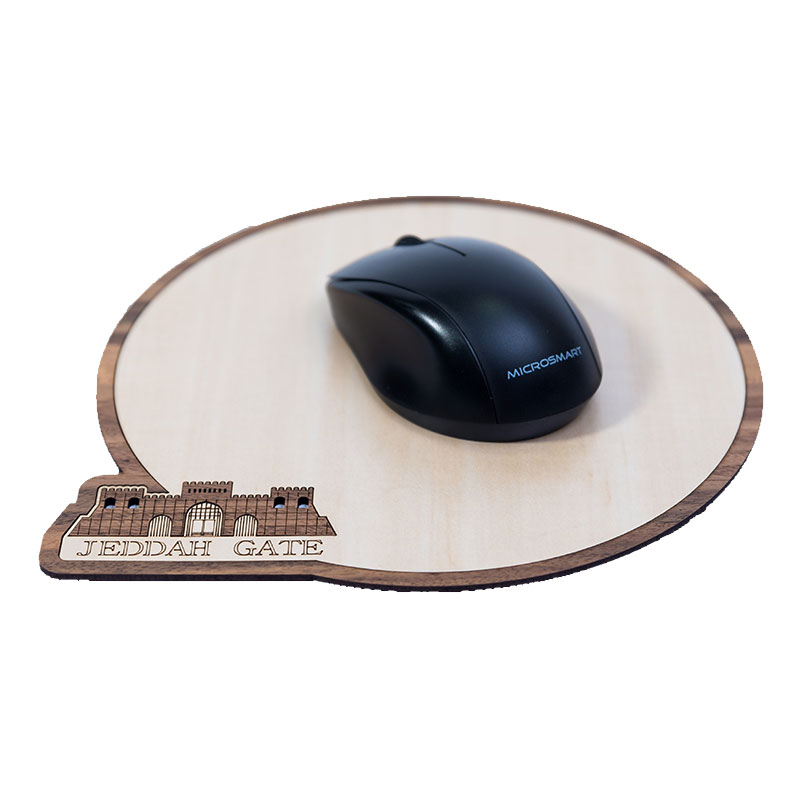 Jeddah Gate Mouse Pad