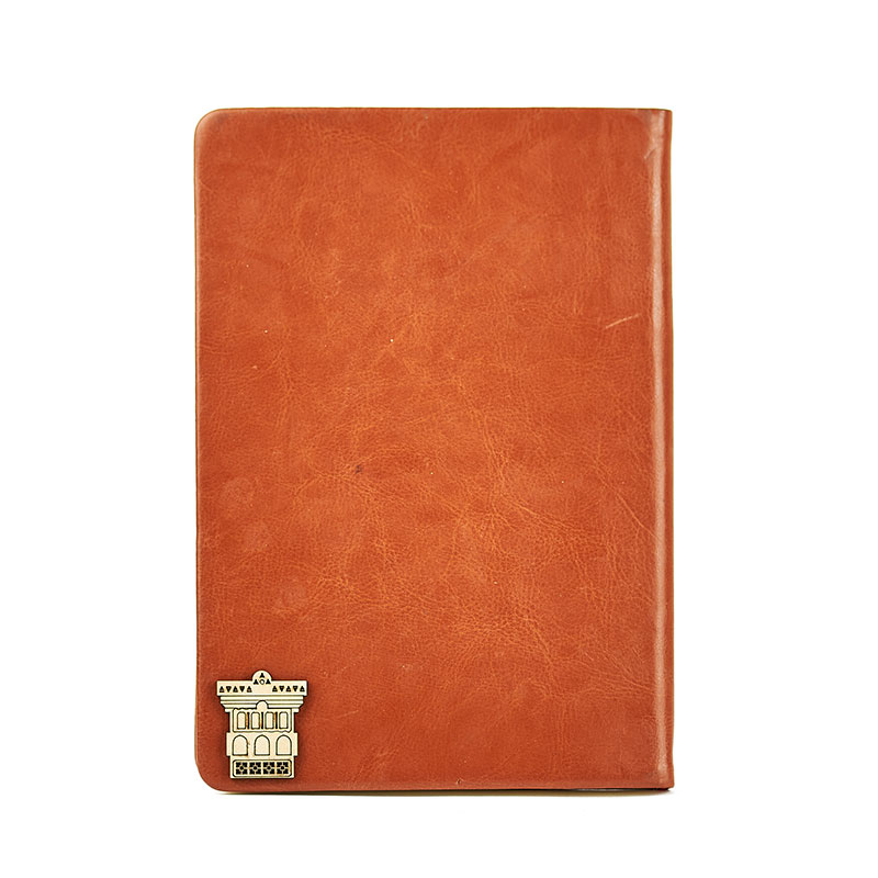 Leather Notebook For Valentine's