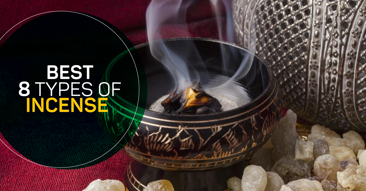Types of Incense