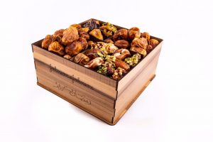 Dates Box For Valentine's Day Gift