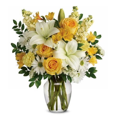 Flower Bouquet For Valentine's Day 2020