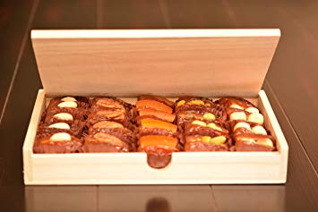 Wooden Dates Box