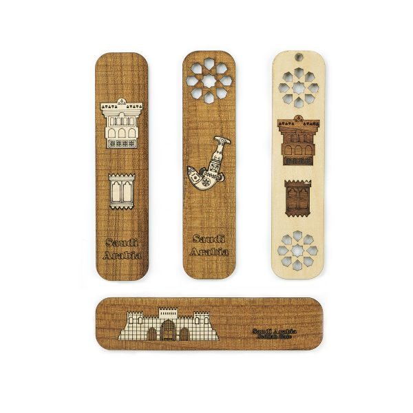 Collection of Heritage bookmarks